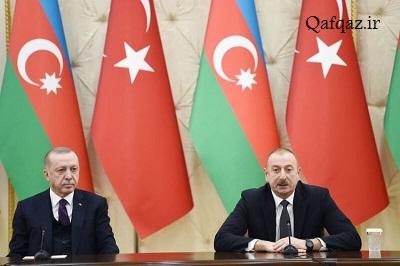 بررسی همکاری های راهبردی ترکیه و جمهوری آذربایجان در دیدار اردوغان و علی اف