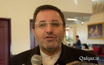 سفیر ایران در باکو ایجاد محدودیت در مرز را تکذیب کرد