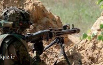 درگیری نیروهای نظامی جمهوری آذربایجان و ارمنستان در منطقه مورد مناقشه قره باغ