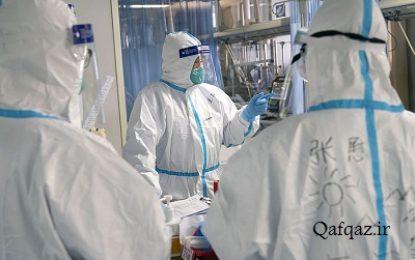 ابتلای بیش از 336 نفر به ویروس کرونا در گرجستان