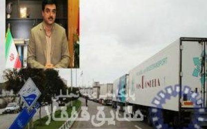 محدویت جمهوری آذربایجان برای عبور کامیون های ترانزیتی و صف های طولانی در مرز
