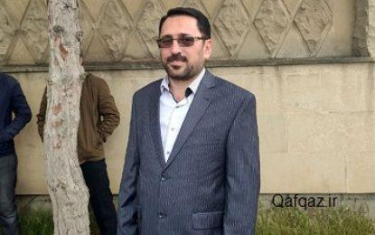آزادی عضو محبوس «جنبش اتحاد مسلمانان» جمهوری آذربایجان