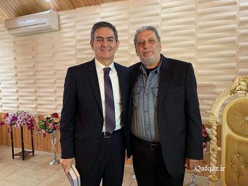 کناره گیری رهبر جنبش روشنفکران جمهوری آذربایجان از عضویت «در شورای ملی»