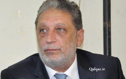 جریمه نقدی عضو شورای ملی جمهوری آذربایجان
