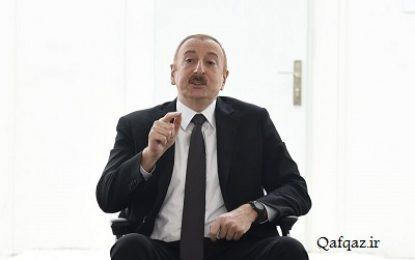 هشدار رئیس جمهور آذربایجان درباره تشدید رژیم قرنطینه