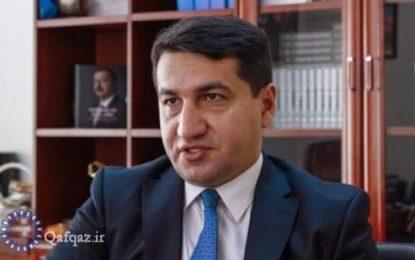 دستیار رییس جمهور آذربایجان فرانسه را به اتخاذ موضع جانبدارانه و مغرضانه درباره قره باغ متهم کرد