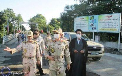 فرمانده مرزبانی ناجا: همکاری ایران و جمهوری آذربایجان در اربعین حسینی قابل تقدیر است