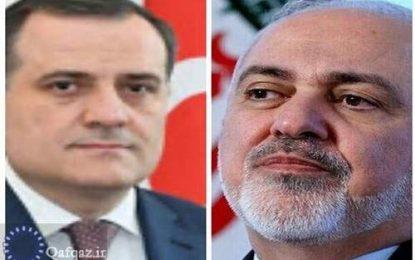پیام تبریک ظریف به وزیر خارجه جدید جمهوری آذربایجان