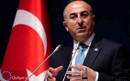 وزیر امور خارجه ترکیه: روسای گروه مینسک تلاشی برای حل مناقشه قره باغ نمی کنند.