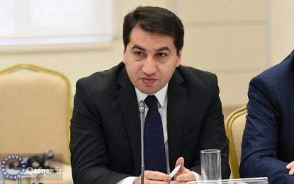 انتقاد حکمت حاجی اف از سفیر آذربایجان در روسیه