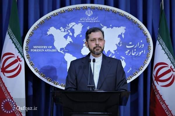 موضع سخنگوی وزارت امور خارجه در خصوص درگیریهای نظامی بین جمهوری آذربایجان و ارمنستان
