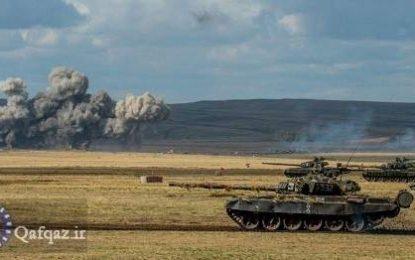 آغاز رزمایش مشترک نظامی «قفقاز 2020» با حضور جمهوری اسلامی ایران