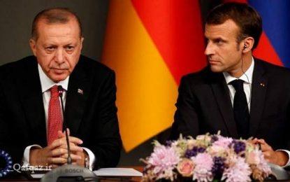 ترکیه و فرانسه یکدیگر را به استفاده از مزدوران خارجی در جنگ قره باغ متهم کردند