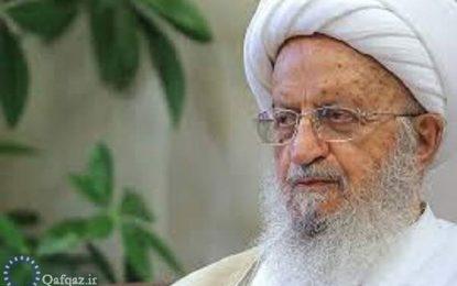 آیتالله العظمی مکارم شیرازی: حمایت از آزادی قرهباغ همچون حمایت از آزادی فلسطین است
