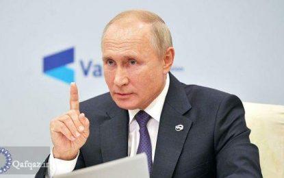 رییس جمهور روسیه: اشغال خاک آذربایجان نمی تواند تا ابد ادامه داشته باشد