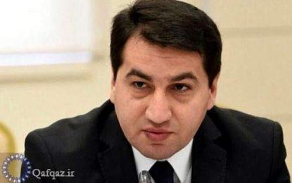 واکنش توئیتری دستیار رئیس جمهور آذربایجان به شهادت نوجوان 16 ساله آذربایجانی