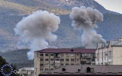 ادعای باکو مبنی بر نقض آتش بس از سوی نیروهای ارمنستان
