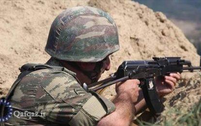 بازپس گیری تعدادی از مناطق اشغالی توسط ارتش جمهوری آذربایجان