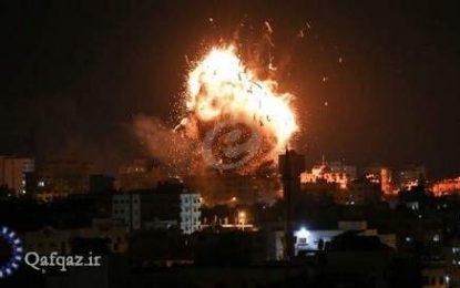 حمله موشکی ارمنستان به شهر گنجه با 5 شهید و 28 مجروح