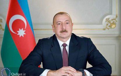 علی اف: مذاکره با نخستوزیر ارمنستان بی فایده است