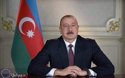 رئیس جمهور آذربایجان امضای سند صلح با ارمنستان را دست آورد مهم برای باکو اعلام کرد