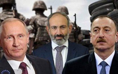 موافقت جمهوری آذربایجان و ارمنستان با آتش بس کامل