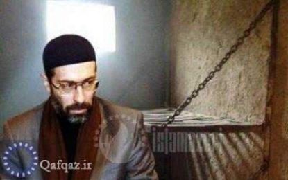 انتقال رهبر محبوس حزب اسلام آذربایجان به بیمارستان