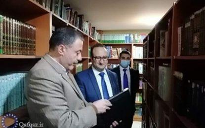 تاکید بر همکاری ایران و آذربایجان در حوزه الهیات و معارف اسلامی