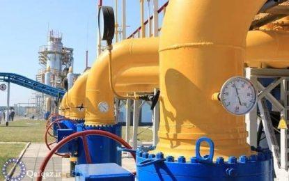 افزایش تولید و صادرات گاز در جمهوری آذربایجان