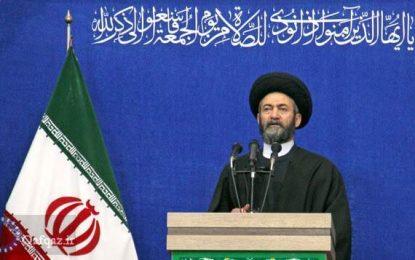 امام جمعه اردبیل: وزارت خارجه لحن ملتمسانه بازگشت به برجام را کنار بگذارد