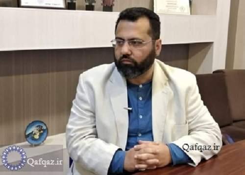 رهبر جمعیت دینی جمعه آذربایجان: توییت مشاور اردوغان در راستای کمک به دشمنان جمهوری آذربایجان است