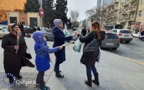 به مناسبت میلاد حضرت زهرا (س) در جمهوری آذربایجان/ویدیو