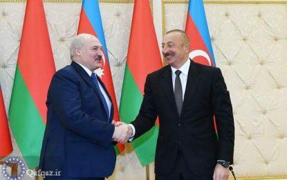 سفر رئیس جمهور بلاروس به جمهوری آذربایجان