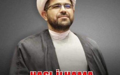 رهبر جمعیت دینی جمعه جمهوری آذربایجان خواهان آزادی سریع حاج الهام علی اف از زندان شد