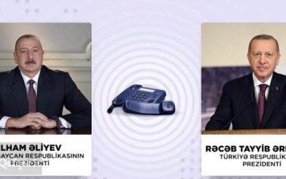 روسای جمهوری آذربایجان و ترکیه بیانیه بایدن را در به رسمیت شناختن نسل کشی ارامنه محکوم کردند