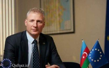 احضار سفیر اتحادیه اروپا به وزارت خارجه جمهوری آذربایجان