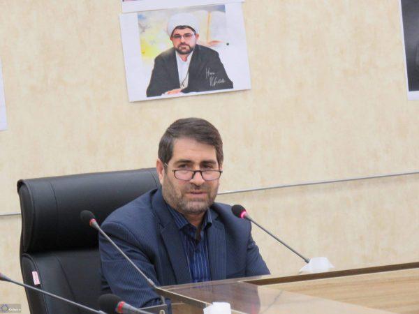 ابراهیمی: حجت الاسلام حاج الهام علی اف پاره ای از جهان اسلام است