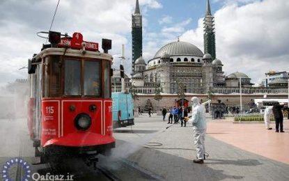 تعطیلی سراسری در ترکیه برای مقابله با کرونا