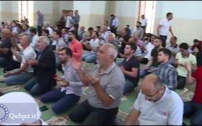 جمهوری آذربایجان در ماه مبارک رمضان / فیلم