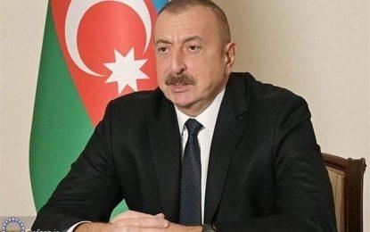 علی اف: برای همکاری با ارمنستان آمادگی داریم