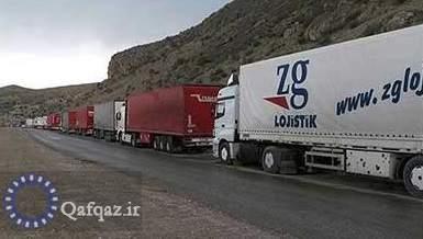 بررسی مسائل حمل و نقل جادهای ایران و جمهوری آذربایجان