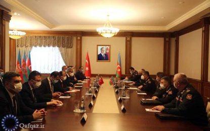 بررسی همکاریهای نظامی و فنی ترکیه و جمهوری آذربایجان