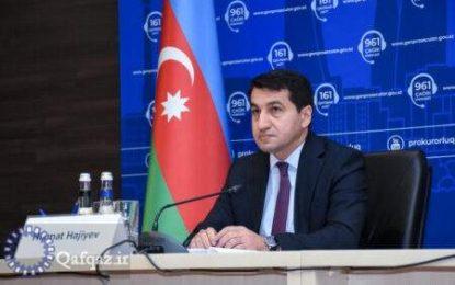 عذرخواهی جمهوری آذربایجان از ترکیه