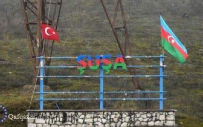 ترکیه بدنبال افتتاح کنسولگری در شوشا