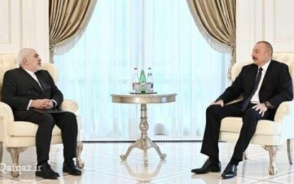 الهام علیاف: روابط ایران و جمهوری آذربایجان در بالاترین سطح خود قرار دارد