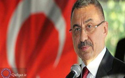 ترکیه: اتهام نسل کُشی شایسته آمریکا است