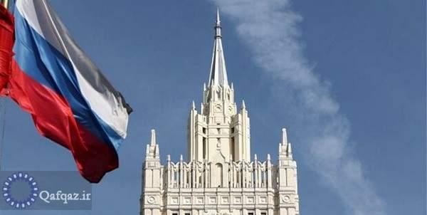 مسکو: باکو و ایروان تمامی مشکلات را از راههای مسالمتآمیز حل کنند