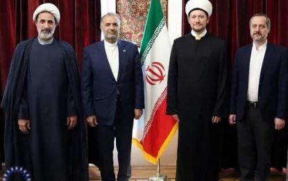 معاون شورای مفتیان روسیه: مواضع اصولی ایران در قبال فلسطین الگوی مسلمانان روسیه است