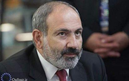 پاشینیان پیشنویس سند تعیین خطوط مرزی با جمهوری آذربایجان را تأیید کرد