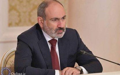 پاشینیان: در صورت اقدام متقابل باکو نیروهای خود را از مرز آذربایجان عقب میکشیم